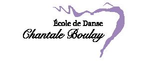 École de danse Chantale Boulay située sur la Rive-Sud de Montréal depuis plus de 15 ans!